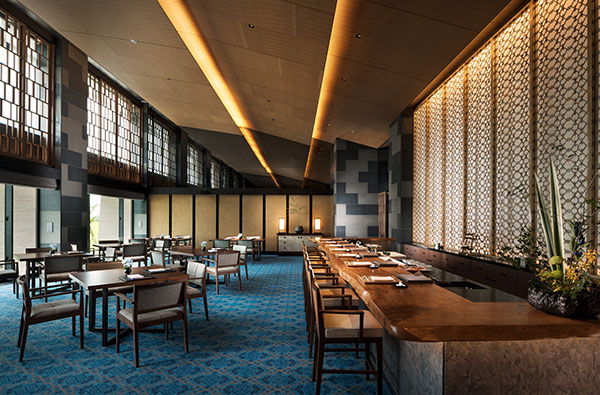 Japanese Cuisine AOMI