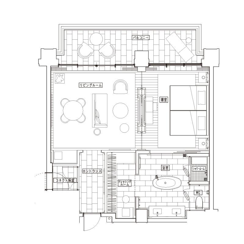 Executive Oceanfront Suite