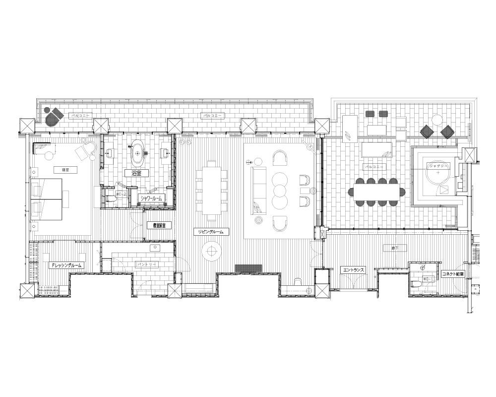 Halekulani Suite
