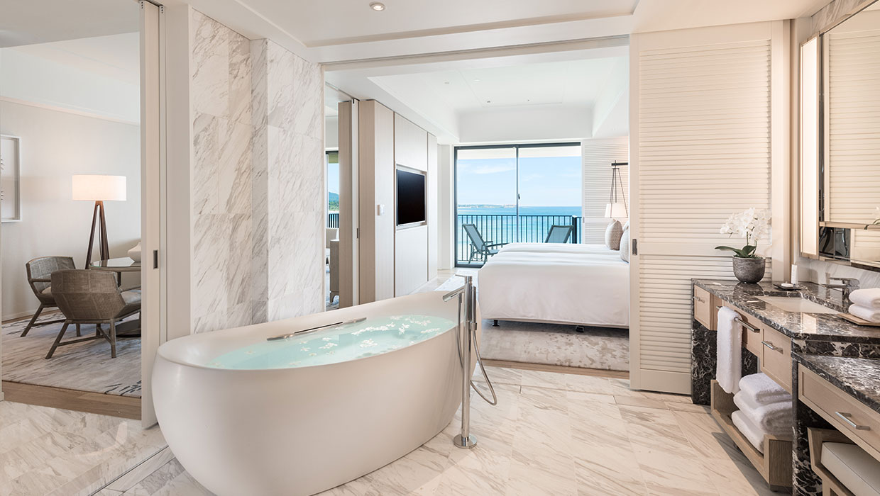 Executive Oceanfront Suite